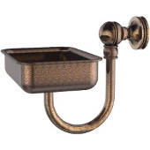 Mambo Collection Wall Mounted Soap Dish, Venetian Bronze