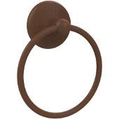 Monte Carlo Collection 6'' Towel Ring, Premium Finish, Rustic Bronze