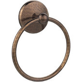 Monte Carlo Collection 6'' Towel Ring, Premium Finish, Venetian Bronze