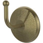 Monte Carlo Collection Utility Hook, Premium Finish, Antique Brass