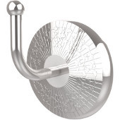 Monte Carlo Collection Utility Hook, Standard Finish, Polished Chrome