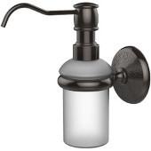 Monte Carlo Collection Wall Mounted Soap Dispenser, Premium Finish, Oil Rubbed Bronze