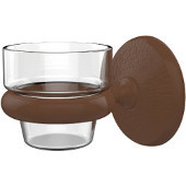 Monte Carlo Collection Wall Mounted Votive Candle Holder, Premium Finish, Rustic Bronze