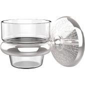 Monte Carlo Collection Wall Mounted Votive Candle Holder, Standard Finish, Polished Chrome