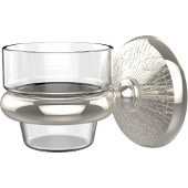 Monte Carlo Collection Wall Mounted Votive Candle Holder, Premium Finish, Polished Nickel