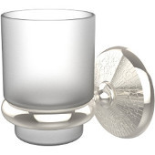 Monte Carlo Collection Wall Mounted Tumbler Holder, Premium Finish, Polished Nickel