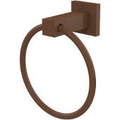 Montero Collection Towel Ring, Antique Bronze