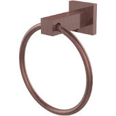 Montero Collection Towel Ring, Antique Copper