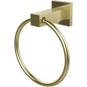 Montero Collection Towel Ring, Satin Brass