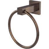 Montero Collection Towel Ring, Venetian Bronze
