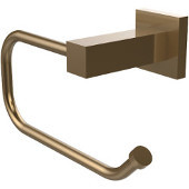 Montero Collection Euro Style Toilet Tissue Holder, Brushed Bronze