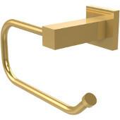 Montero Collection Euro Style Toilet Tissue Holder, Polished Brass