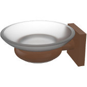 Montero Collection Wall Mounted Soap Dish, Antique Bronze