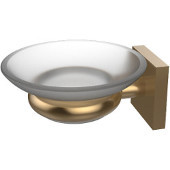 Montero Collection Wall Mounted Soap Dish, Brushed Bronze