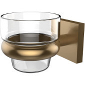 Montero Collection Wall Mounted Votive Candle Holder, Brushed Bronze