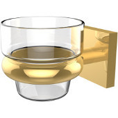 Montero Collection Wall Mounted Votive Candle Holder, Polished Brass