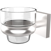 Montero Collection Wall Mounted Votive Candle Holder, Satin Chrome