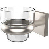 Montero Collection Wall Mounted Votive Candle Holder, Satin Nickel