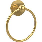 Prestige Skyline Collection Towel Ring, Unlacquered Brass