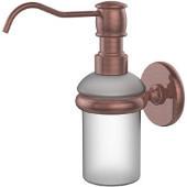 Prestige Skyline Collection Wall Mounted Soap Dispenser, Premium Finish, Antique Copper