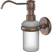 Prestige Skyline Collection Wall Mounted Soap Dispenser, Premium Finish, Venetian Bronze