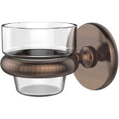 Prestige Skyline Collection Wall Mounted Votive Candle Holder, Premium Finish, Venetian Bronze