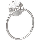 Prestige Monte Carlo Collection Towel Ring, Standard Finish, Polished Chrome