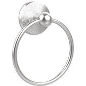 Prestige Monte Carlo Collection Towel Ring, Premium Finish, Satin Chrome