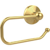 Prestige Monte Carlo Collection European Style Toilet Tissue Holder, Unlacquered Brass