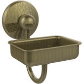 Prestige Monte Carlo Collection Soap Dish Holder, Premium Finish, Antique Brass