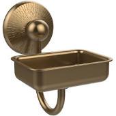 Prestige Monte Carlo Collection Soap Dish Holder, Premium Finish, Brushed Bronze