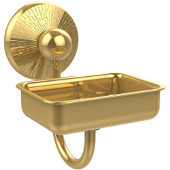 Prestige Monte Carlo Collection Soap Dish Holder, Standard Finish, Polished Brass