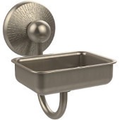 Prestige Monte Carlo Collection Soap Dish Holder, Premium Finish, Antique Pewter