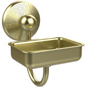 Prestige Monte Carlo Collection Soap Dish Holder, Premium Finish, Satin Brass
