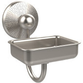 Prestige Monte Carlo Collection Soap Dish Holder, Premium Finish, Satin Nickel