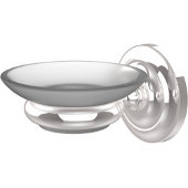 Prestige Que New Collection Wall Mounted Soap Dish, Standard Finish, Polished Chrome