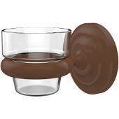 Prestige Que-New Collection Wall Mounted Votive Candle Holder, Premium Finish, Rustic Bronze