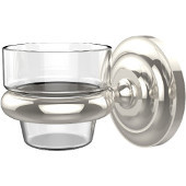 Prestige Que-New Collection Wall Mounted Votive Candle Holder, Premium Finish, Polished Nickel