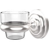 Prestige Que-New Collection Wall Mounted Votive Candle Holder, Premium Finish, Satin Chrome