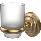 Prestige Que New Collection Wall Mounted Tumbler Holder, Premium Finish, Brushed Bronze