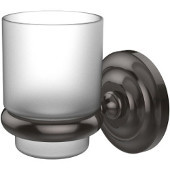 Prestige Que New Collection Wall Mounted Tumbler Holder, Premium Finish, Oil Rubbed Bronze