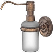 Prestige Regal Collection Wall Mounted Soap Dispenser, Premium Finish, Venetian Bronze