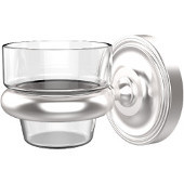 Prestige Regal Collection Wall Mounted Votive Candle Holder, Premium Finish, Satin Chrome