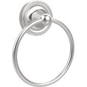 Regal Collection Towel Ring, Premium Finish, Satin Chrome