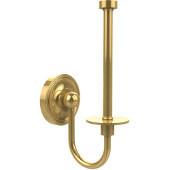 Regal Collection Upright Tissue Holder, Standard Finish, Polished Brass