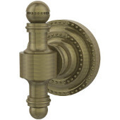 Retro-Dot Collection Utility Hook, Premium Finish, Antique Brass