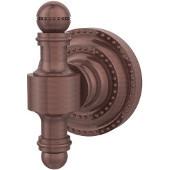 Retro-Dot Collection Utility Hook, Premium Finish, Antique Copper