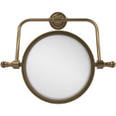 Retro-Dot 8'' Swivel Mirror, 4x Magnification, Premium, Available in Multiple Finishes