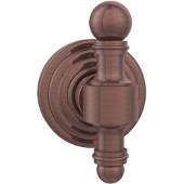 Retro-Wave Collection Utility Hook, Premium Finish, Antique Copper