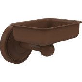 Regal Collection Soap Dish with Glass Liner, Premium Finish, Rustic Bronze